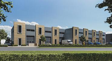 Investering in hoogwaardige bedrijfsunits Businesspark Beemsterweg Almere